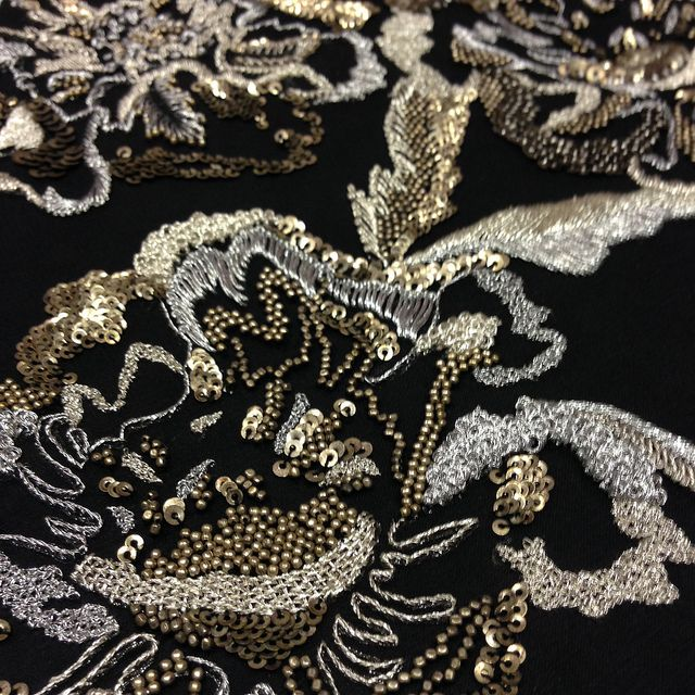 Tambour beading from the Hand and Lock archive https://mastered.co/courses/4