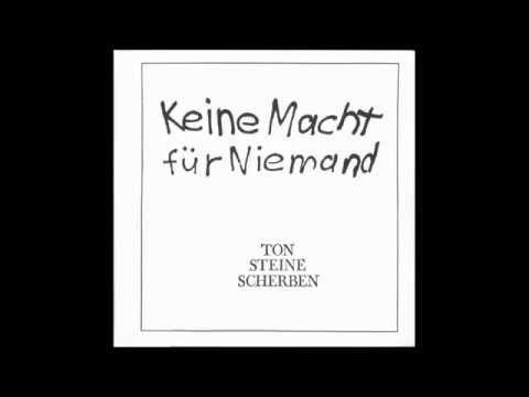 ▶ Keine Macht für Niemand (1972) - Ton Steine Scherben (Full Album) - YouTube