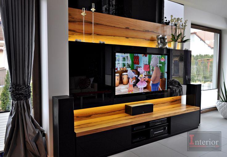 Scianka TV www.meble-interior.pl