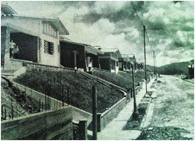 """Santa Monica 1953 La Avenida """"Gil Fortoul"""","""