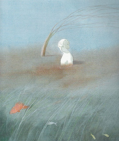 Lisbeth Zwerger - The Little Mermaid