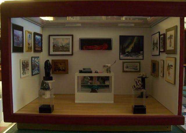 StAlbertMini: Art Gallery finished!