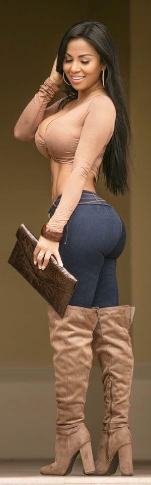 latina ebony