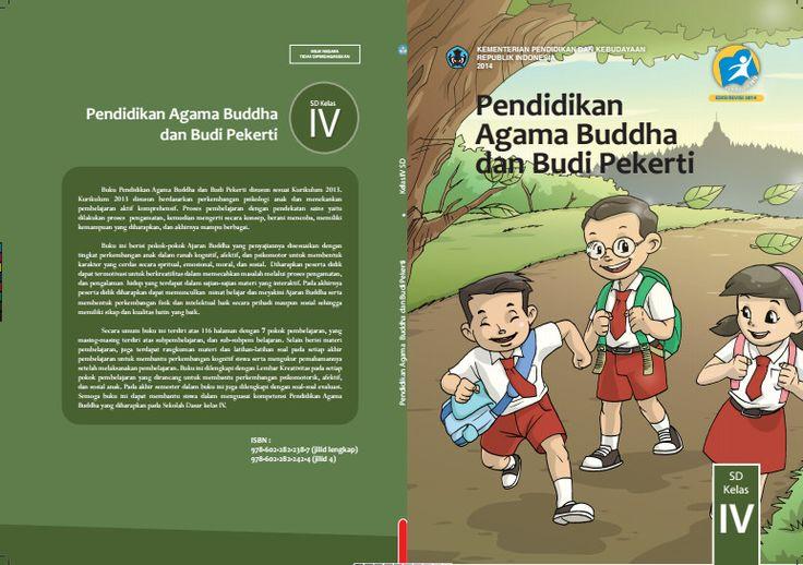 Download Gratis Buku Siswa Pendidikan Agama Budha Dan Budi Pekerti Kelas 4 SD Kurikulum 2013 Format PDF