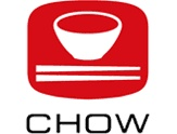 Chow - love the shared long plates