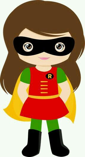 Minus Robin Hood (girl)