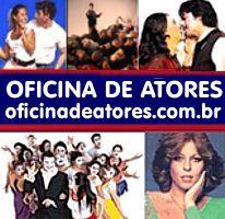 OficinadeAtores.com.br  oferece cursos de preparação de atores para TV, Teatro e Cinema, Dublagem, Apresentador d e TV, Locução e outros;