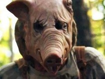 The horror film Madison County was released as an unrated DVD today. Ever wanted to see somebody do a Leatherface impression without a chainsaw and wearing a pig mask? Now's your chance. Bring the kids. #examinercom