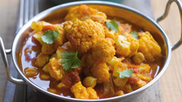 #Gluten-Free and #Vegetarian Curry for this weeks supper. Loaded with great nutrients and tasty, too!