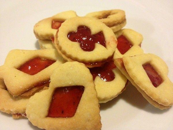 Linecké pečivo - Linz Pastries