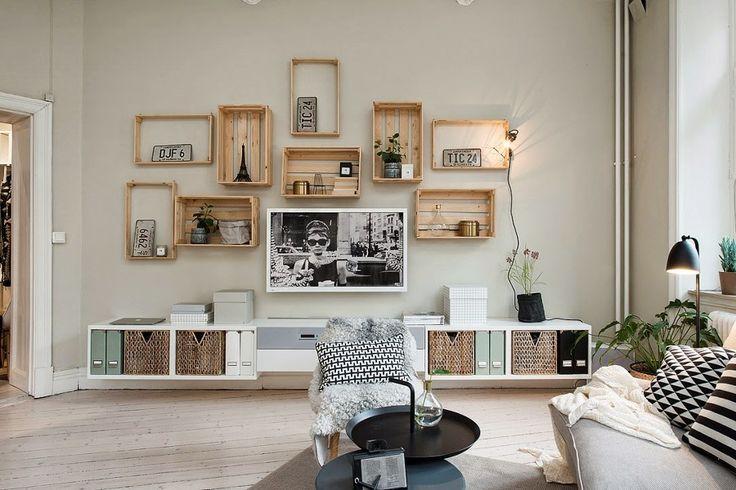 Decorar Interiores con Reciclaje: Renová Tu Casa con Ingenio y Cosas Usadas | Ideas Diseño de Interiores
