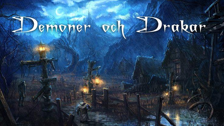 Výsledek obrázku pro Drakar och Demoner