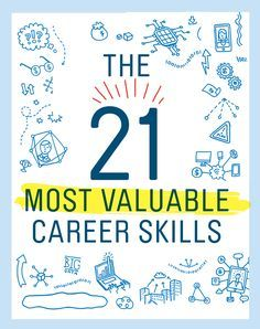 Ever wonder why you didn't hear back on that dream job? It could be that you were fishing with the wrong bait — which is to say, your résumé was filled with skills that didn't impress. Use these 21 skills in your résumé to help you land that job. Illustrations by Adam Hayes.