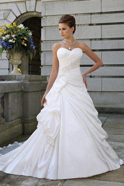 David Tutera for Mon Cheri Wedding Dresses Photos on WeddingWire: Thedress, Wedding Dressses, Dreams Wedding Dresses, David Tutera, Mon Cheri, Bridal Gowns, Dreams Dresses, The Dresses, Wedding Dresses Style