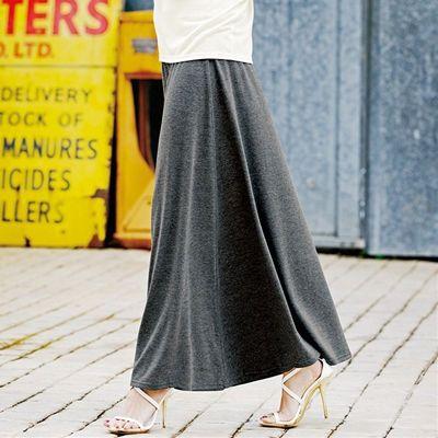 フレアーマキシスカートのページです。カタログ通販ベルーナ(Belluna)はファッションアイテムが豊富な通販サイトです。