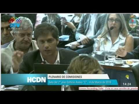 Alfonso Prat Gay contestándole a Kicillof en Diputados 4 Marzo 2016 – YouTube – Adribosch's Blog
