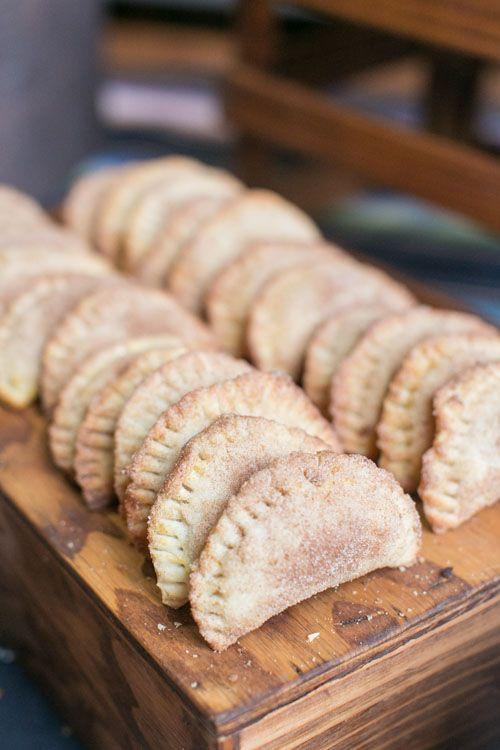 Mini Guava Empanadas from Border Grill Catering | BorderGrill.com