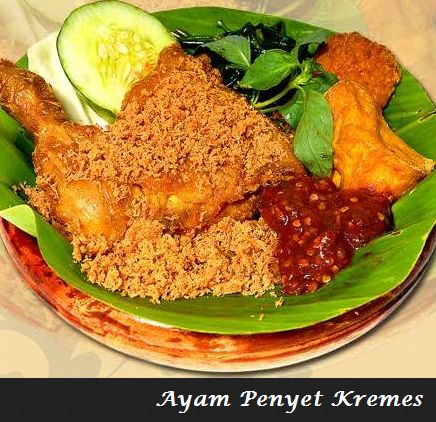 32 best indonesian food chicken images on pinterest