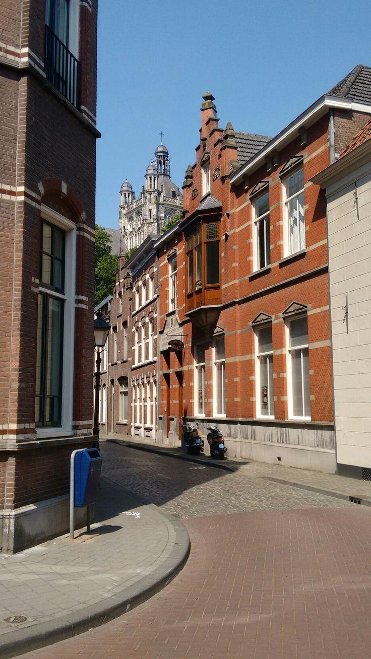 Den Bosch in the Netherlands. Museum Slager