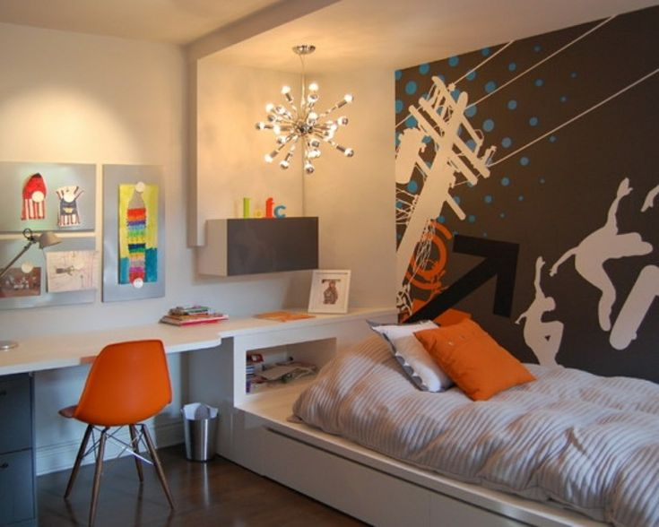 les 25 meilleures id es de la cat gorie chambres gar on sur pinterest id es pour chambre de. Black Bedroom Furniture Sets. Home Design Ideas