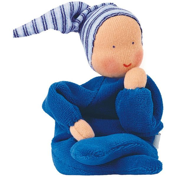 Nicki Baby Dolls have arrived! This tiny bundle of joy from Kathe Kruse will steal your baby's heart. Thoughtfully made by hand in Europe, this tiny doll is dre