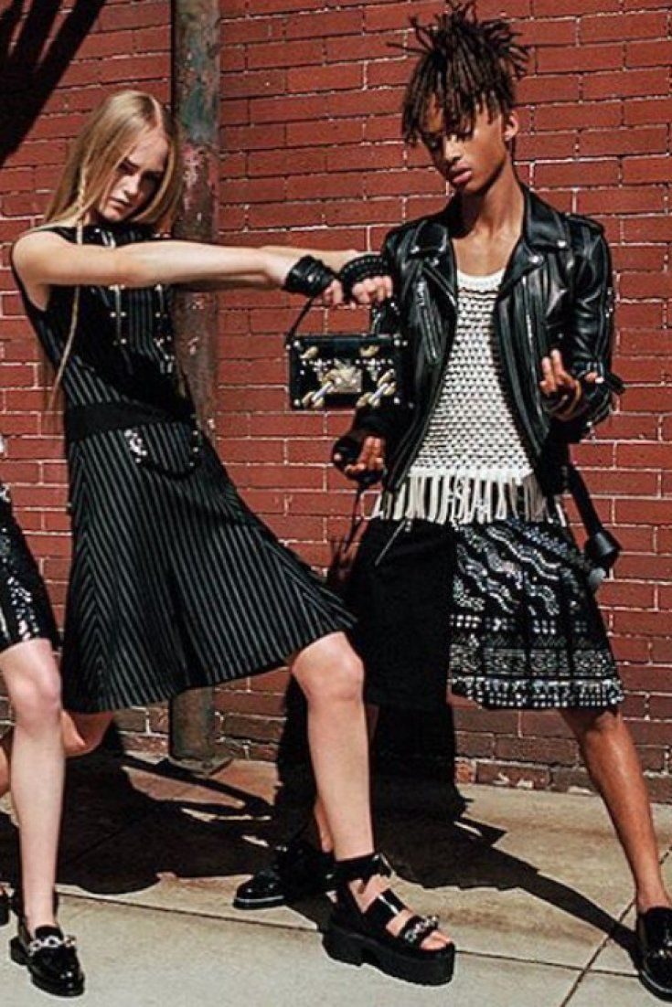 Jaden Smith Announced As Face Of Louis Vuitton Spring/Summer 2016 Womenswear
