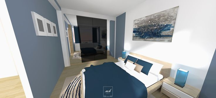 84 best il tait une chambre parentale images on for Architecte 3d key