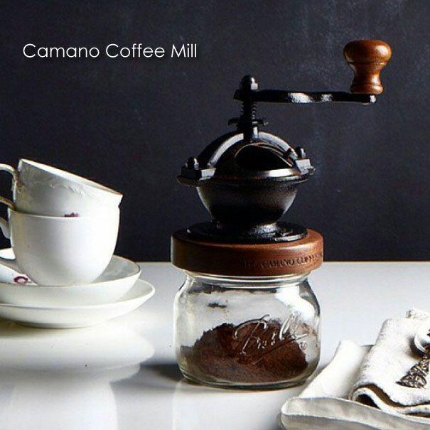 ポイント最大34倍 16日1 59まで キャッシュレス5 還元 Red Rooster Trading Company Camano Coffee Mill コーヒーミル 手動 セット アウトドア セラミック おしゃれ かわいい ブラック キャンプ アメリカ Room 2020 コーヒーミル コーヒー 挽く セラミック