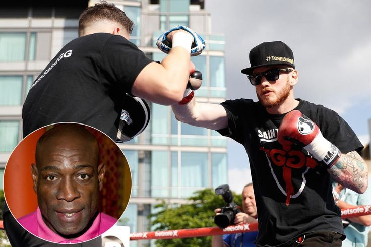 George Groves taking inspiration from Frank Bruno as he targets title again