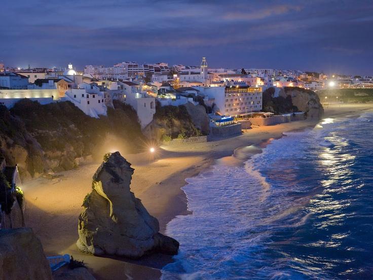 Albufeira at Night (Algarve) - Portugal