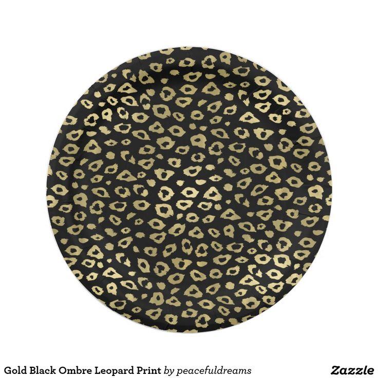 258 best Plates images on Pinterest | Leopard prints ...