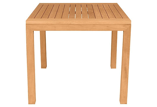 Pure Square Dining Table DIY Wood Furniture Ideas