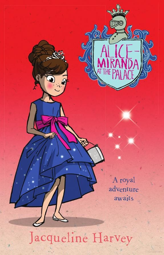 Alice miranda at the palace / Jacqueline Harvey - click here to reserve a copy at Prospect Library