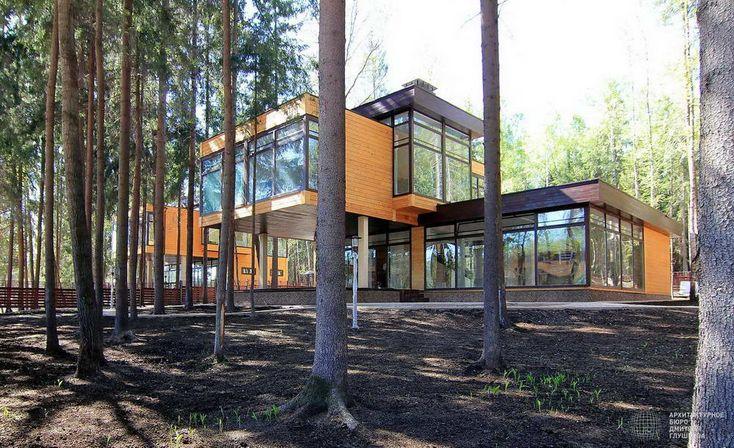 Арендный Дом (Rental House) в России от Дмитрия Глушкова.