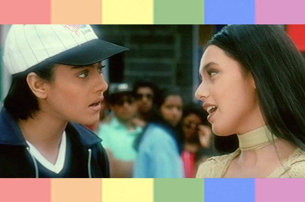 Kuch Kuch Hota Hai But Anjali And Tina Are In Love And No One Cares About Rahul Kuch Kuch Hota Hai Exchange Student Tina