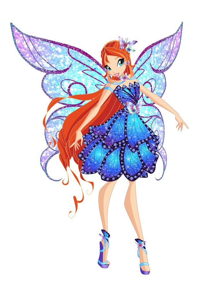 Bloom Butterflyix - The Winx Club Fan Art (37513390) - Fanpop