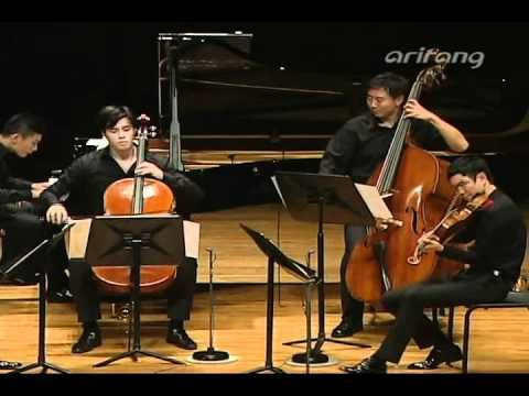 ▶ Schubert Piano Quintet Op.114, D.667 'The Trout' Mov.4 - YouTube