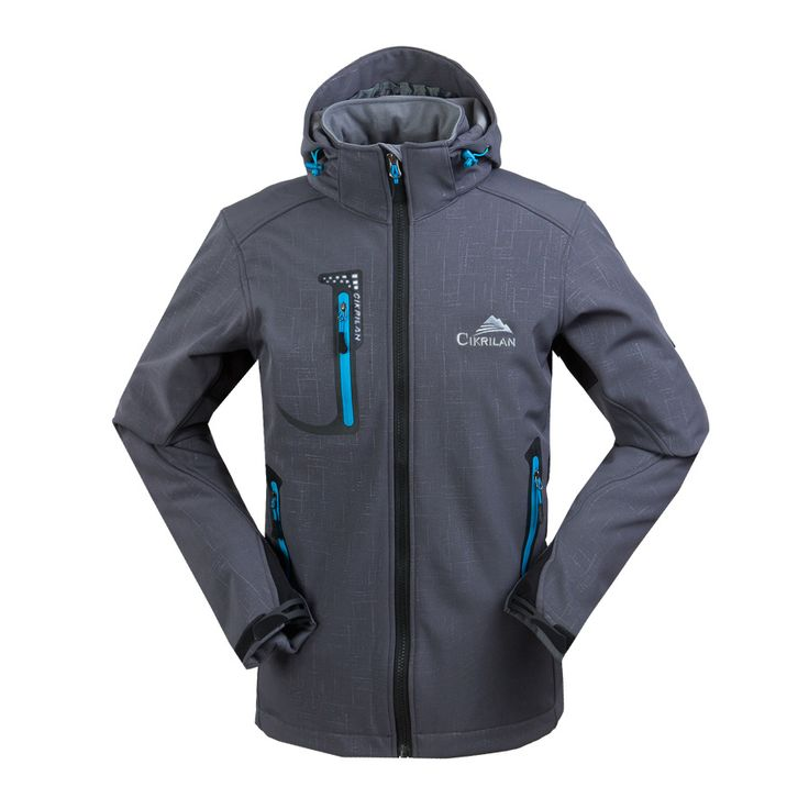 Мужская верхняя одежда мужской софтшелл одежда одежда из флиса открытый куртка ветрозащитный верхняя одежда водонепроницаемый тепловой свободного покроя туризм