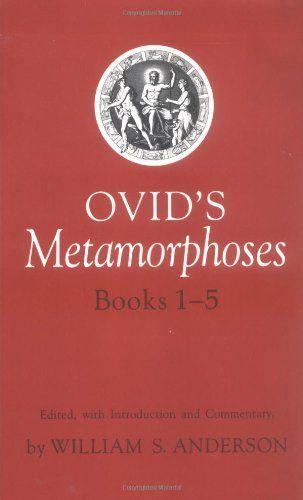 Ovid S Metamorphoses Latin 113