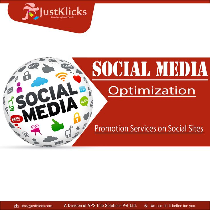Craze of #social networking sites like #Facebook, Twitter, GooglePlus, etc. has brought a revolution in #SEO industry as well. Nowadays, #SocialMediaOptimization (#SMO) #services have occupied a major role. Infact, without #SMOservices, a complete #websitepromotion campaign cannot be set. Call Us: +91 8181000018 http://justklicks.com/facebook.php #FacebookPagePromotionCompanyinLucknow - #FacebookPromotioninLucknow, #SocialMediaPromotionCompanyinLucknow