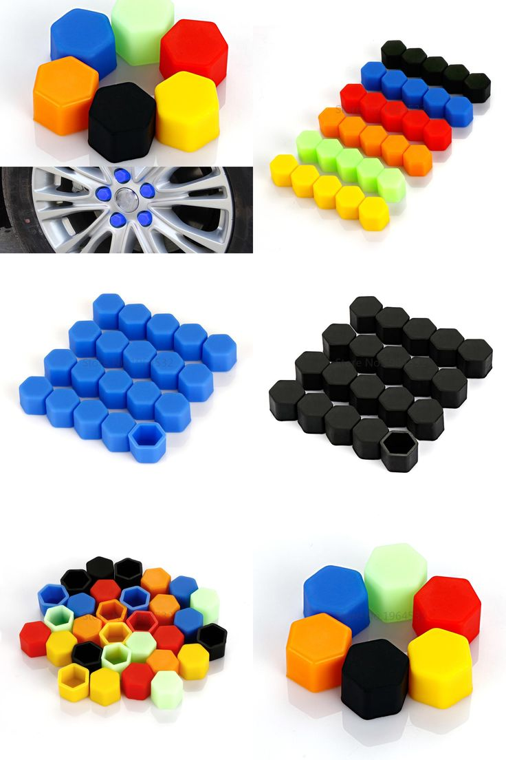 [Visit to Buy] Car Wheel Hub Screw Cover Nut Caps for BMW Toyota VW Polo Ford Kuga Chevrolet Cruze Nissan Qashqai Peugeot #Advertisement