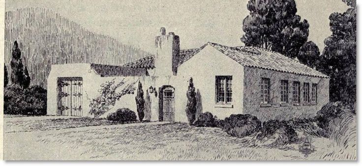 Little Guide to 1920s Spanish Revival Homes – soulful abode