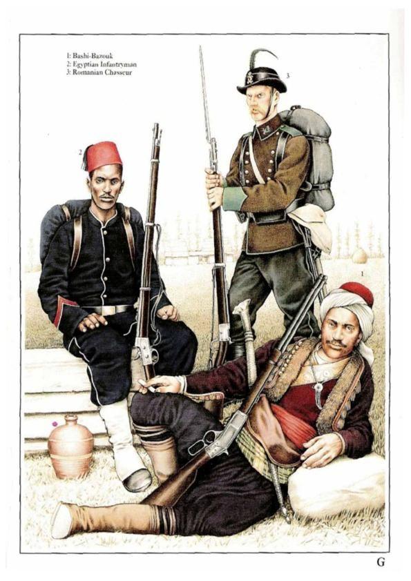 Osprey Men At Arms 277 Russo Turkish War 1877 Osprey MaA 277 33 :: Mycity-Military.com