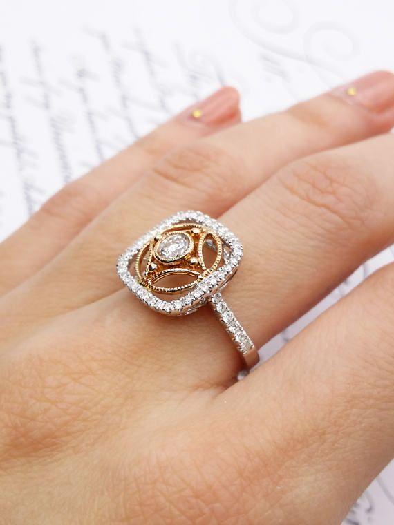 Casa imperial wedding ring