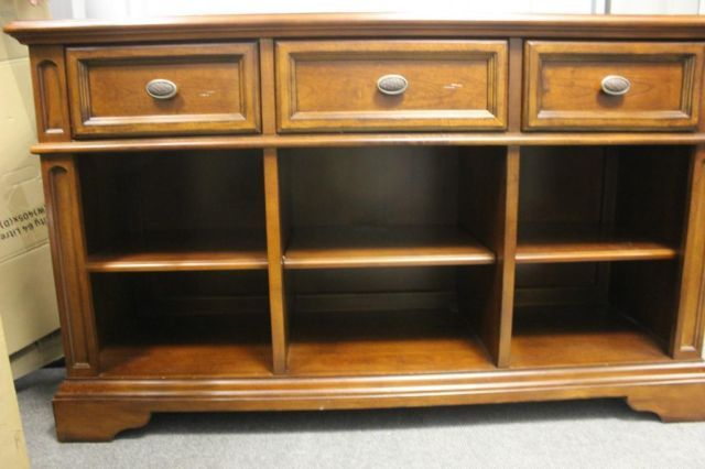 wooden sideboard gumtree 2