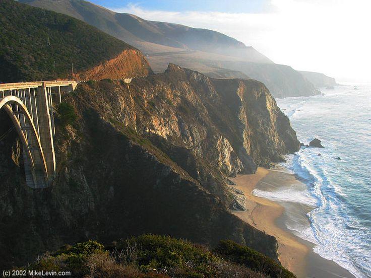 Bixby Bridge- Big Sur, California