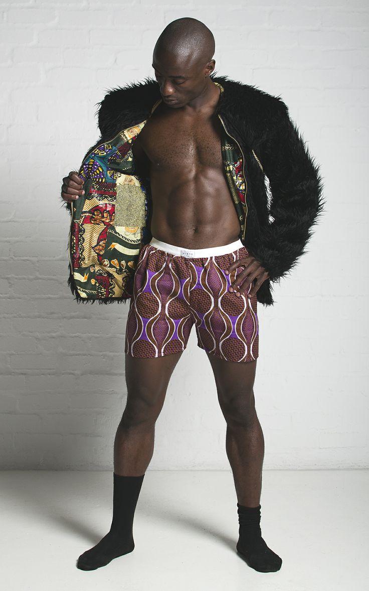 Furah Couture | Rah Boxer
