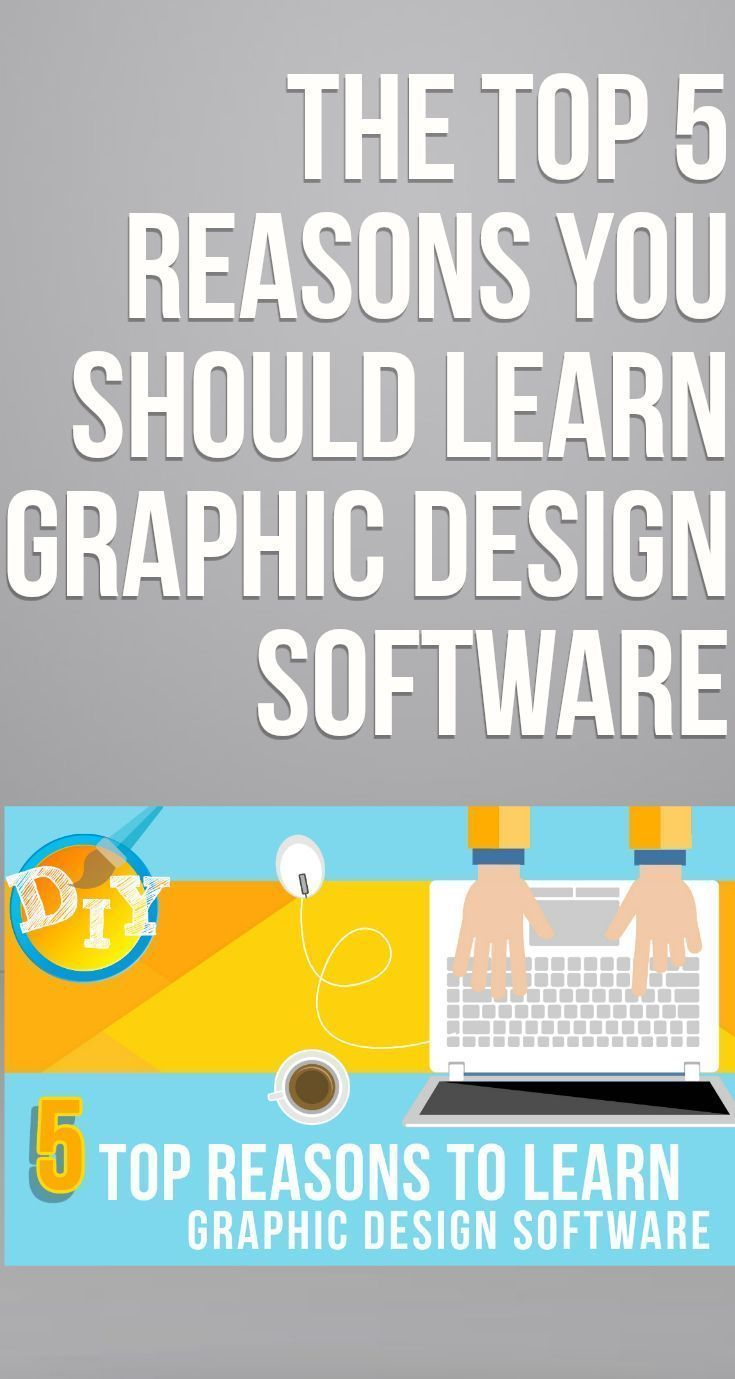 Top 5 poster design software - Blog The Top 5 Reasons You Should Learn Graphic Design Software Making Branding Design