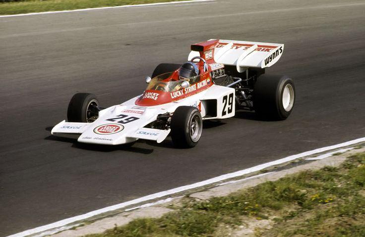 1972 GP Wielkiej Brytanii (Dave Charlton) Lotus 72D - Ford