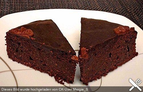 Sauerkraut - Schokoladenkuchen